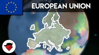 Former l'Union européenne [FR] . Montée des nations [ROBLOX]
