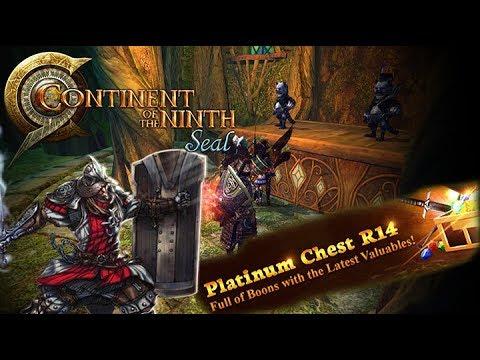 C9 - NEW!! Platinum Chest R14! Open x100