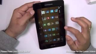 2015 Asus Fonepad 7 Dual SIM FE171CG India Review