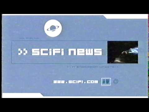 Log on now to the new Scifi.com, your pass to the future