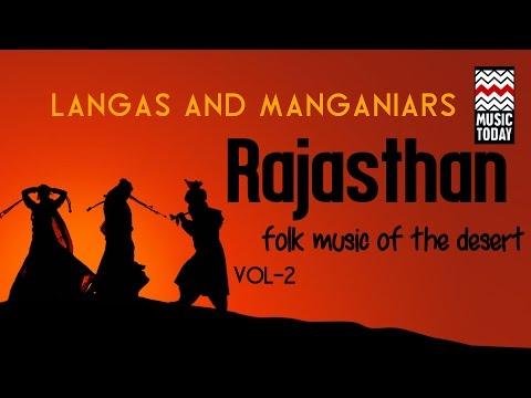 Rajasthan - Langas & Manganiars | Volume 2 | Audio Jukebox | Folk | Vocal