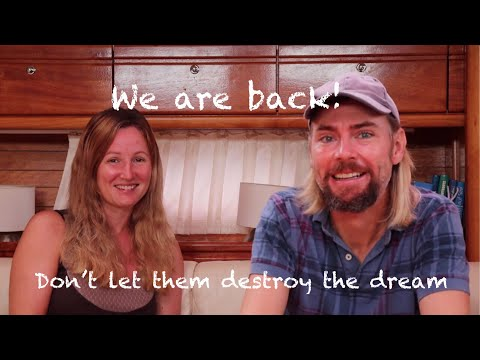 Back after being boarded and robbed in Panama - Sailing Seatramp