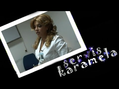 SERVIS KARAMELA - Indira Radic