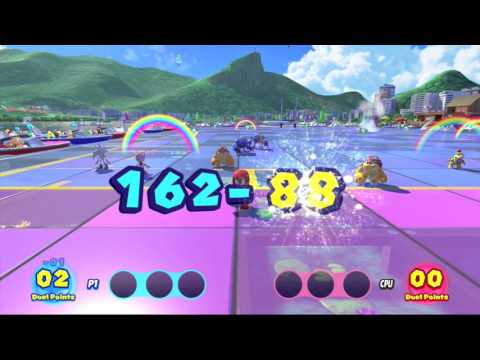 Mario and Sonic At The Rio 2016 Olympic Games ~ Duel Rugby Sevens