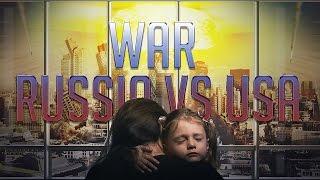 WAR Russia vs USA 2018 (Третья мировая война) [Photoshop]
