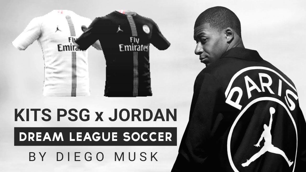 PSG x Jordan 2019 - Dream League Soccer - YouTube c43116a8a