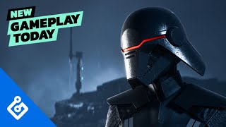 New Gameplay Today – Star Wars Jedi: Fallen Order's Opening