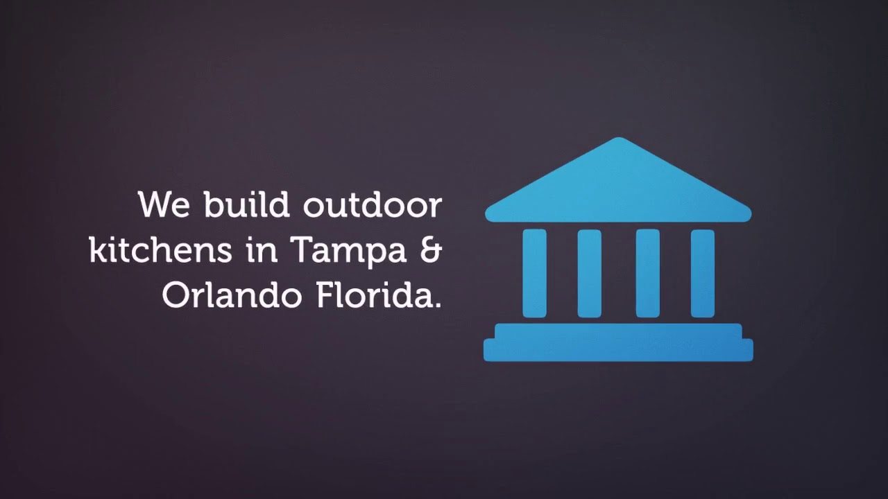 Premier Outdoor kitchens in Tampa