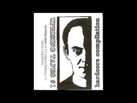 V/A  Hardcore Compilation  -  Compilation Tape  (1995)
