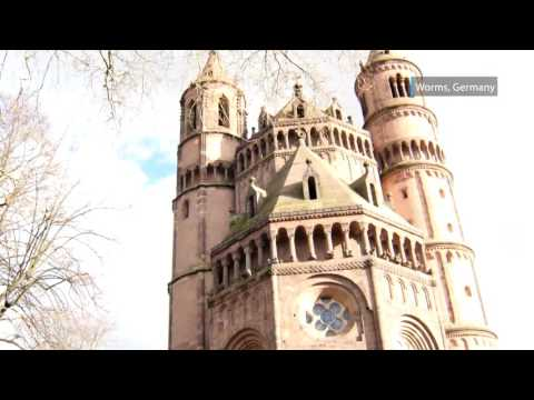 Worms, Germany with Viking Cruises