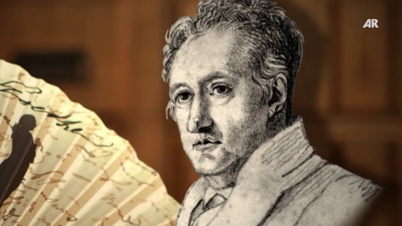 Unterrichtsmaterial Johann Wolfgang Goethe Biographie Schulfilm