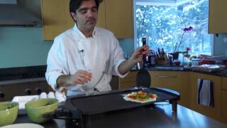 How To Make A Healthy Egg White Omelette