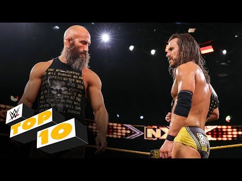 Top 10 NXT Moments: WWE Top 10, Feb. 12, 2020
