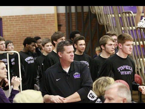 Topeka West @ Seaman Boy's Basketball Highlights