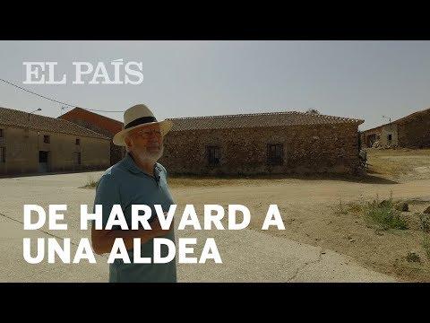 De Harvard a Pinilla de Ambroz