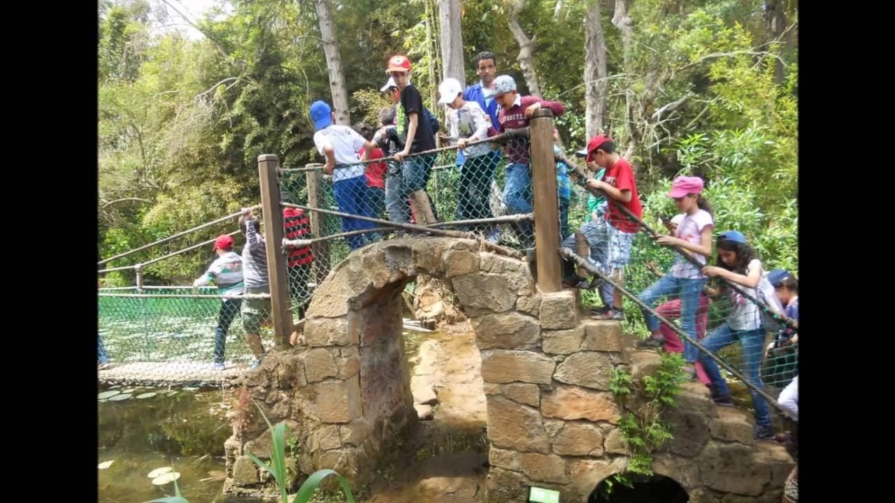 Jardin Exotique De Bouknadel Rabat Sale Youtube