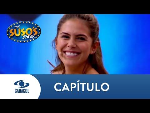 Greeicy Rendón y Frank Solano sorprendieron a Suso El Paspi | The Suso's Show