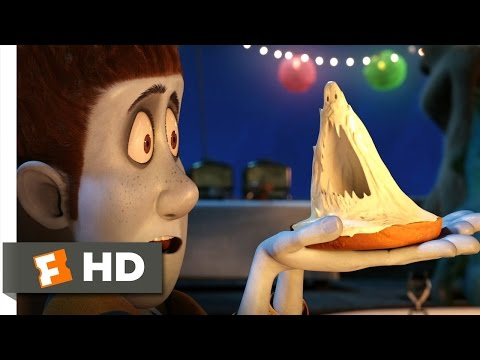 Hotel Transylvania (5/10) Movie CLIP - Pool Party! (2012) HD