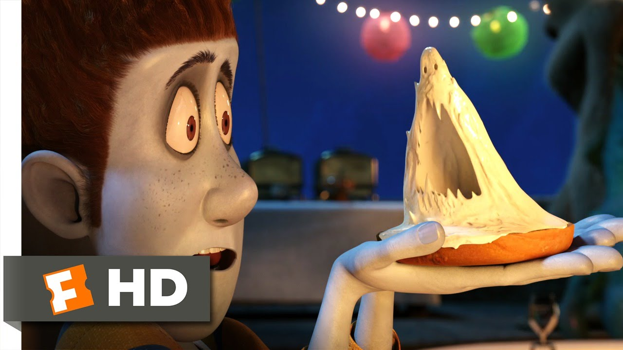 Download Hotel Transylvania (2012) - Pool Party! Scene (5/10) | Movieclips
