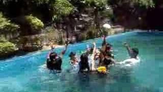swimming yeeeaaahhh
