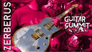 Stone Tops? Zerberus Guitars at Guitar Summit 18
