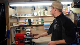 New Workshop And Lathe Station Tour
