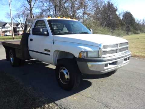 Hqdefault on 1998 Dodge Ram 1500 White