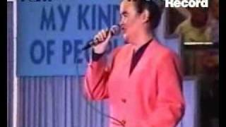 exclusive video susan boyle s first tv talent show audition for michael barrymore