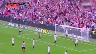 Tin Thể Thao 24h Hôm Nay (19h - 13/10): Sevilla Bất Ngờ Để Thua Trước Athletic Club