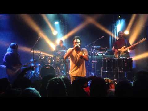 Childish Gambino - Medley (Freaks and Geeks/ Fire Fly/ Yaphet Kotto/ Bonfire) (Live @LeTrabendo)