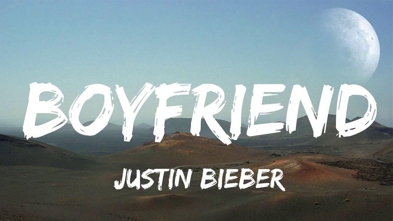 Download Justin Bieber - Boyfriend (Lyrics)