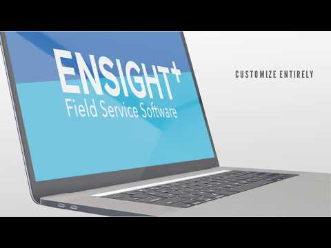 EnSightPlus Field Service Software Overview 2019