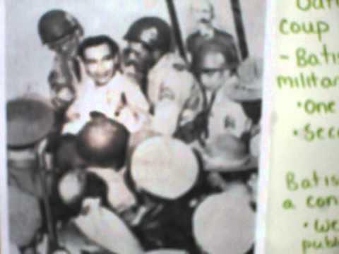 Batista's Regime - IB history documentary