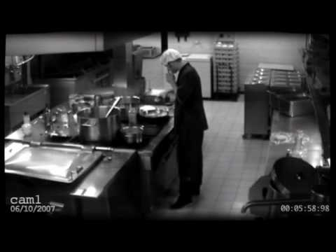 Hidden cam fast food