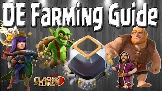 Dark Elixir Farming Guide - 3 Strategies for TH9 & TH10 - Clash of Clans