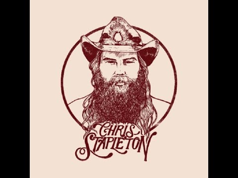 Chris Stapleton- Broken Halos (Lyrics Video)