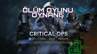 Critical Ops Ölüm Oyunu Oynanış