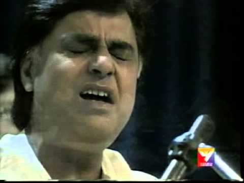 JAGJIT SINGH Live In Concert - REVIVAL - by roothmens
