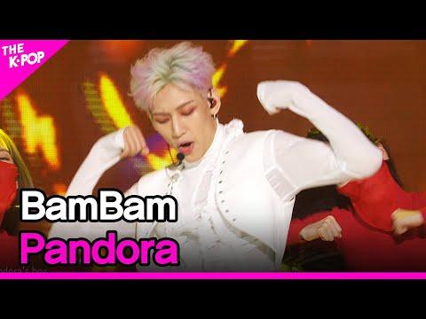 BamBam, Pandora (뱀뱀, 판도라) [THE SHOW 210622]