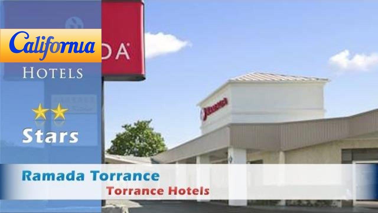 Ramada Torrance Hotels California