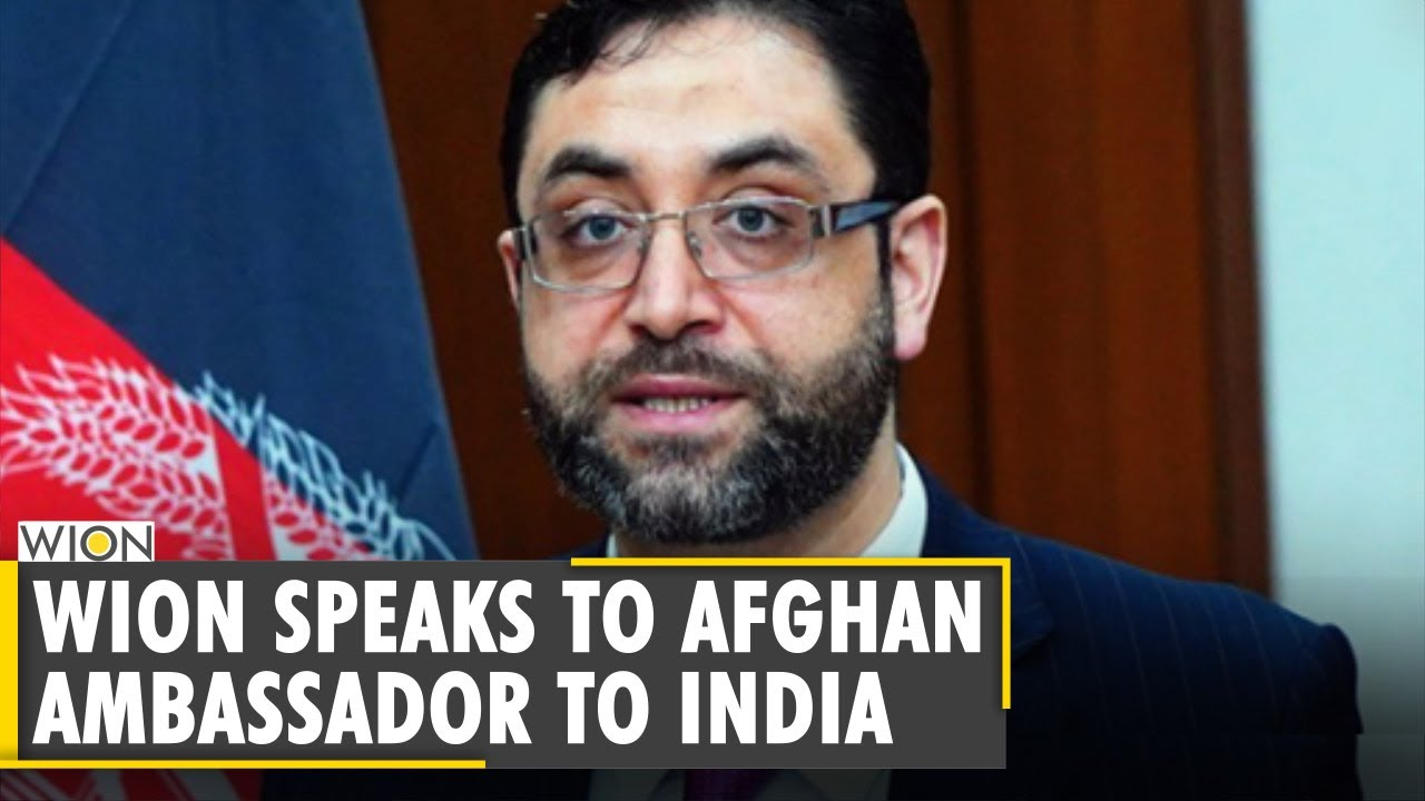 Download Afghan Ambassador to India Farid Mamundzay speaks with WION   Latest World English News   WION News