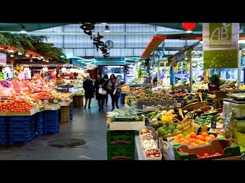 Nancy : l'un des plus beaux marchés couverts de France
