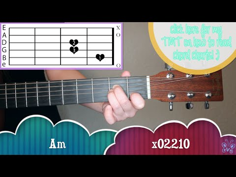 """Stressed Out"" - Twenty One Pilots EASY Guitar Tutorial/Chords (No Capo!)"