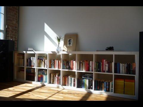 Simple Minimalist Low Bookshelves & Simple Minimalist Low Bookshelves