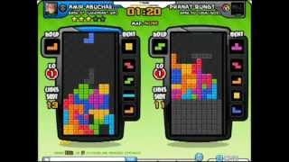 Repeat youtube video TETRIS O AKO by. DANJOR ft. KHENCE ( unoficial music video).mp3.flv