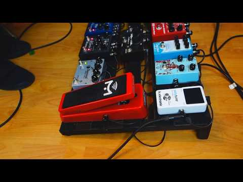 Mission Engineering VM-Pro - Volume Pedal Demo