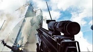 Battlefield 4 Multiplayer Gameplay E3 2013 Xbox One Playstation 4 (E3M13)