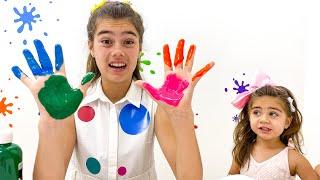 ناستيا ,وميا ألعاب وأنشطة داخلية ممتعة للأطفال للعب في المنزل настя