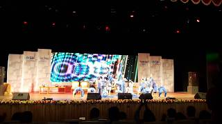 State Bank of India 6th Bank Divas |Performance DILIP DANCE ACADEMY STUDENTS |CHOREOGRAPHY DILIP