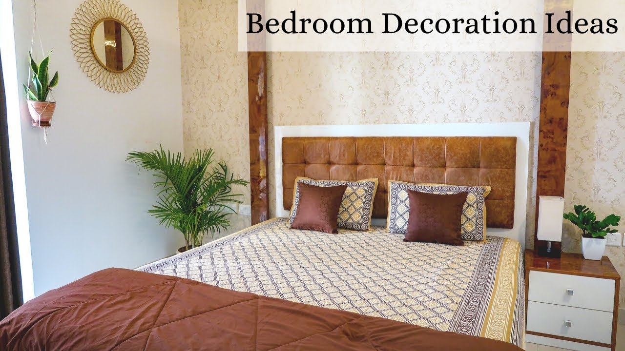 Bedroom Decor Ideas Tips To Decorate Your Bedroom Youtube